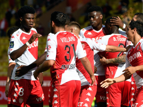 Vitória na garra para o AS Monaco