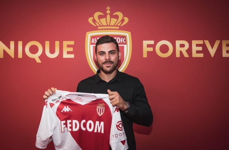 Kevin Volland joins AS Monaco