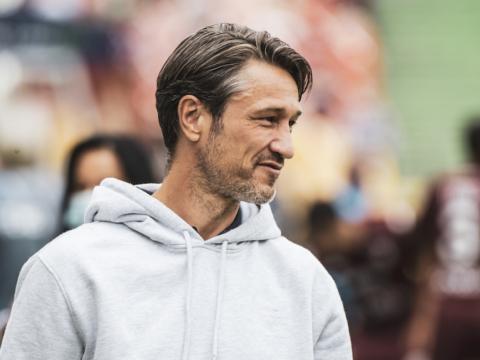 "Niko Kovac: ""Estamos en un buen momento"""