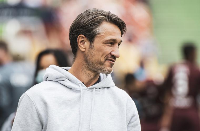"""Niko Kovac : """"Nous sommes sur une bonne dynamique"""""""