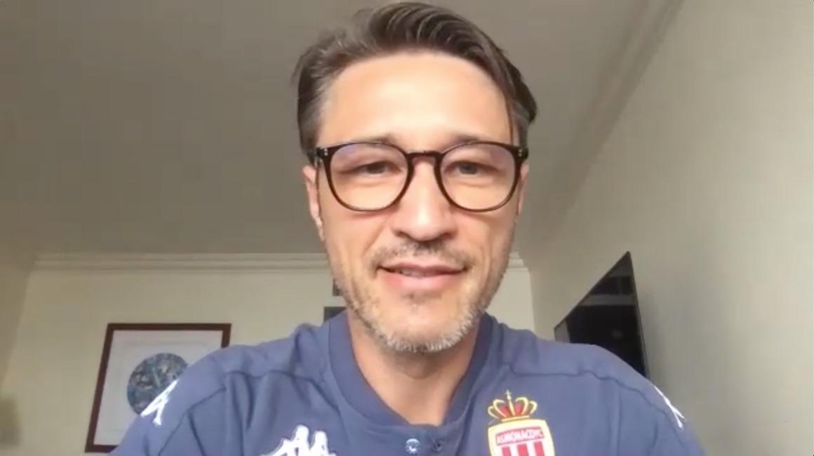 """Niko Kovac: """"Nuestro plantel tiene una gran mentalidad"""""""