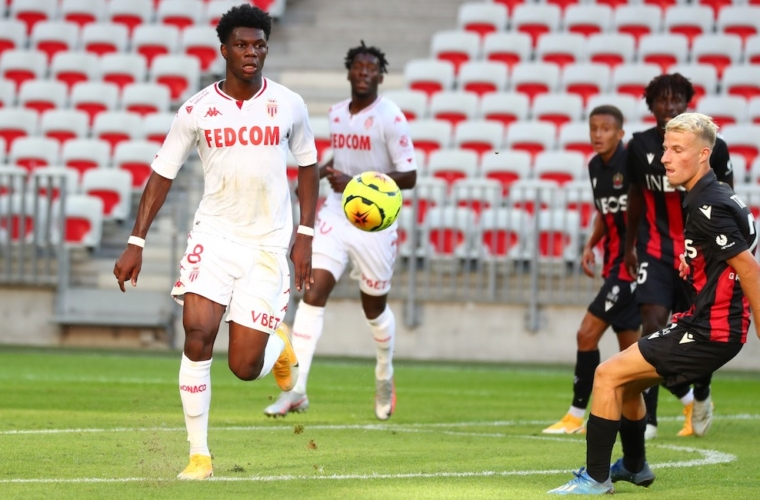 L'AS Monaco s'impose en amical contre Nice