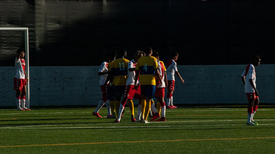 Highlights N2-J5 : AS Monaco 2-0 SC Toulon