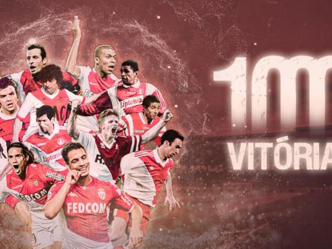 A 1000ª vitória