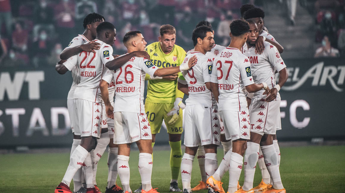 AS Monaco will face Salzburg in a friendly on October 9