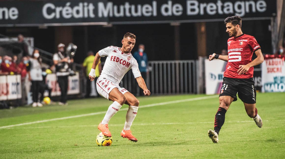 O AS Monaco percorre os quilômetros