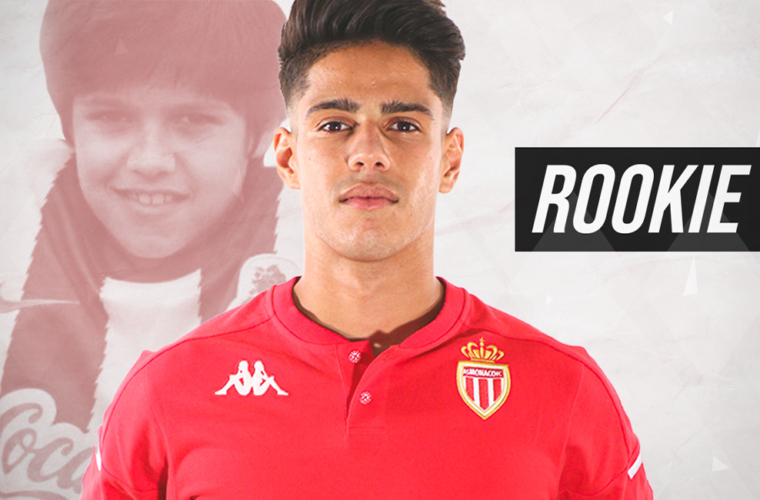 "Tiago Ribeiro : ""I dream of signing as a professional with AS Monaco"""