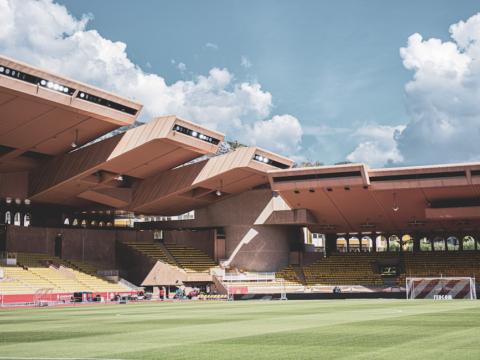 AS Monaco - FC Lorient à huis clos au Stade Louis-II