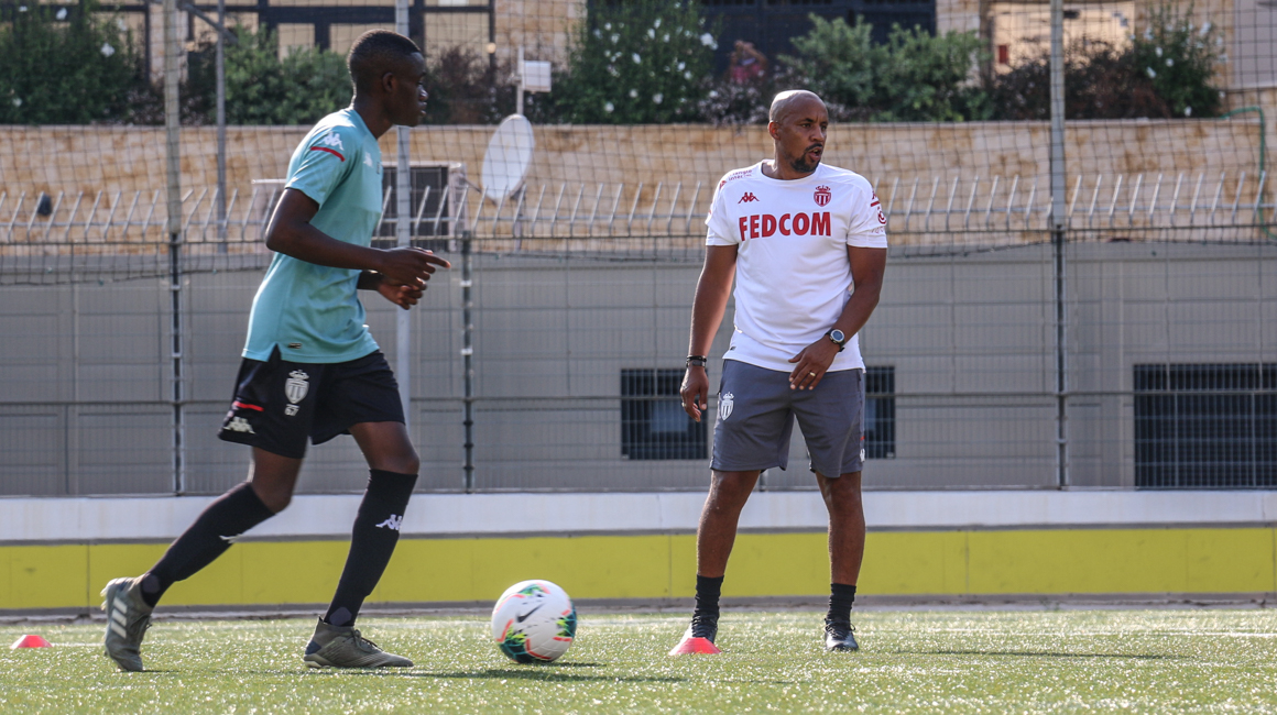 U17 : AS Monaco 5-0 Gazélec Ajaccio
