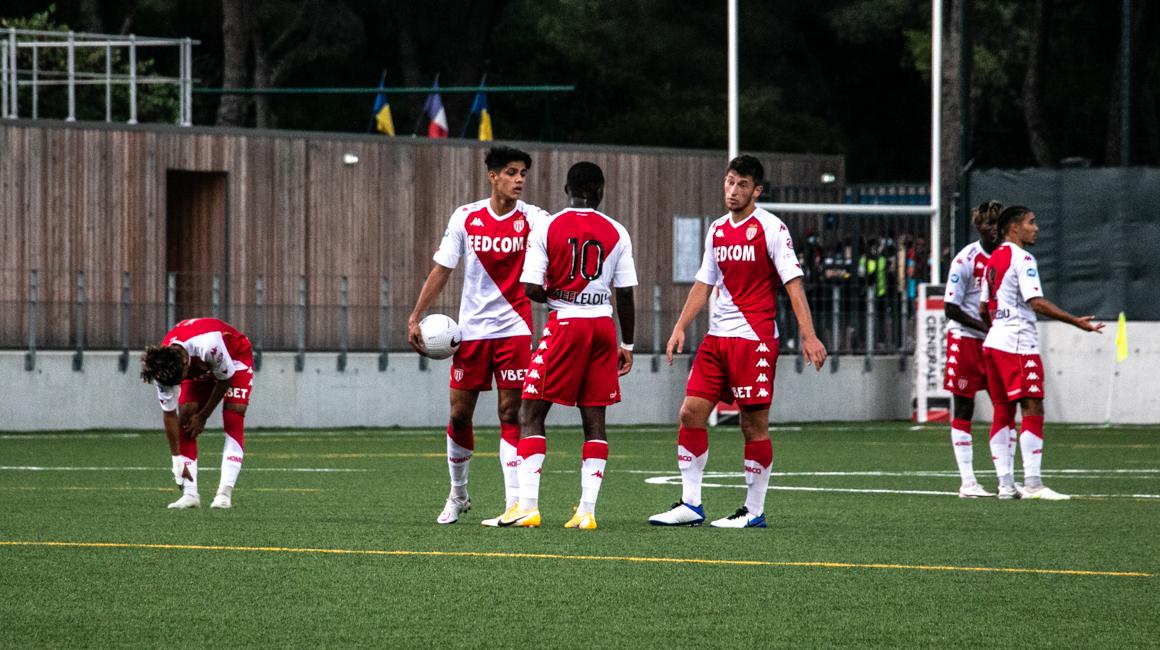 N2 : AS Monaco 3-3 Jura Sud Foot