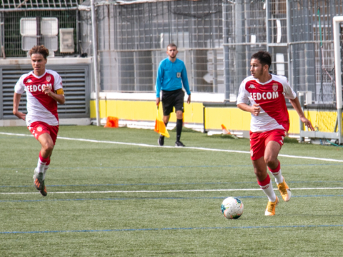 U17 : Revivez AS Monaco 2-1 Clermont Foot 63