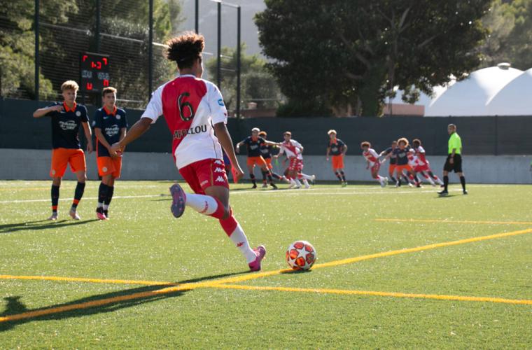Highlights U19-J6 : AS Monaco 1-0 Montpellier HSC