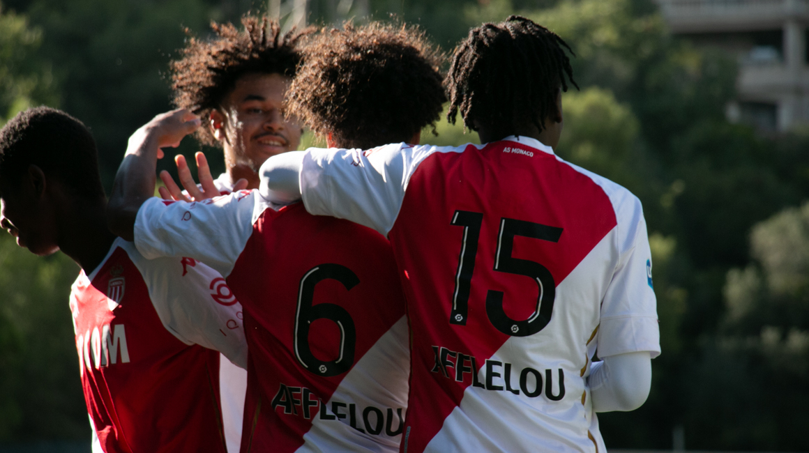 Highlights U19-J8 : AS Monaco 7-1 FC Istres