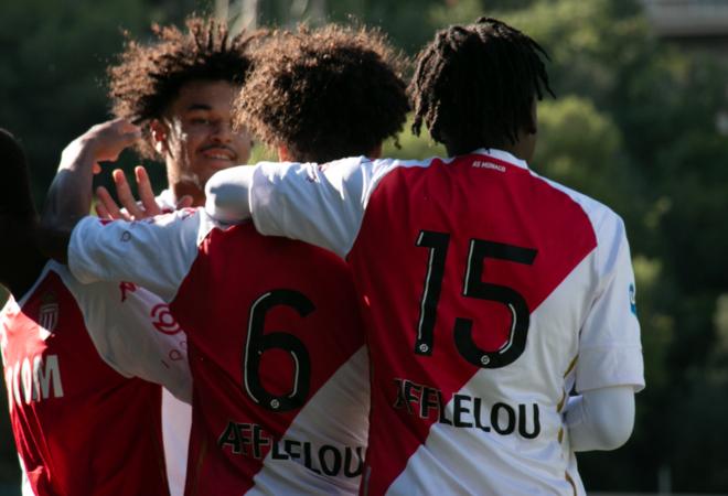 Highlights U19-J8 : AS Monaco 7-1 FC Istres