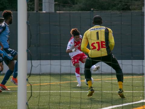 Highlights : N2-J8 : AS Monaco 3-3 Jura Sud