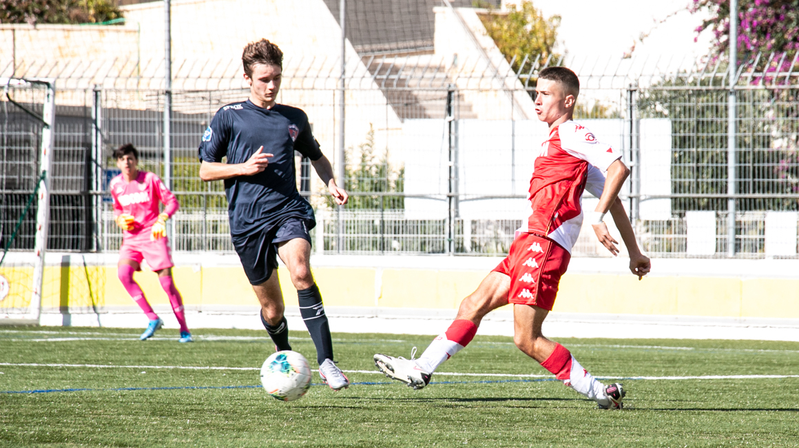 Highlights U17 – J7 : AS Monaco 2-1 Clermont Foot