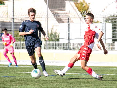 Highlights U17-J7 : AS Monaco 2-1 Clermont Foot