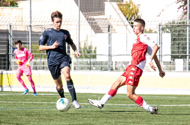 Highlights U17-J7 : AS Monaco 2-1 Clermont Foot