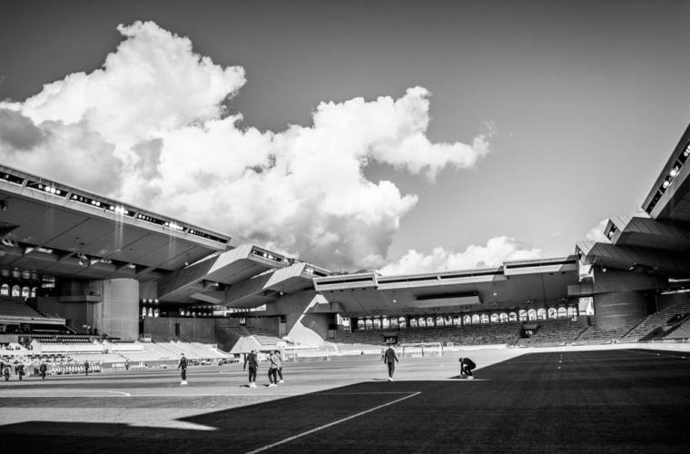 AS Monaco-Girondins de Bordeaux behind closed doors