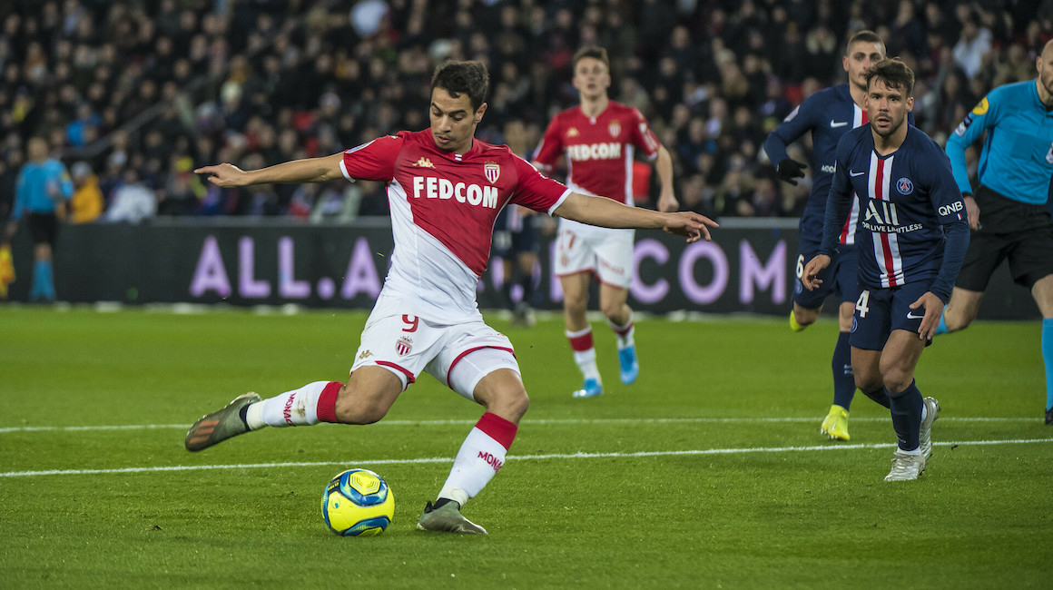 AS Monaco - Paris Saint-Germain le vendredi 20 novembre à 21h