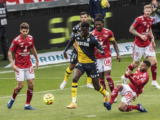Monaco's brave young side narrowly lose to Brest