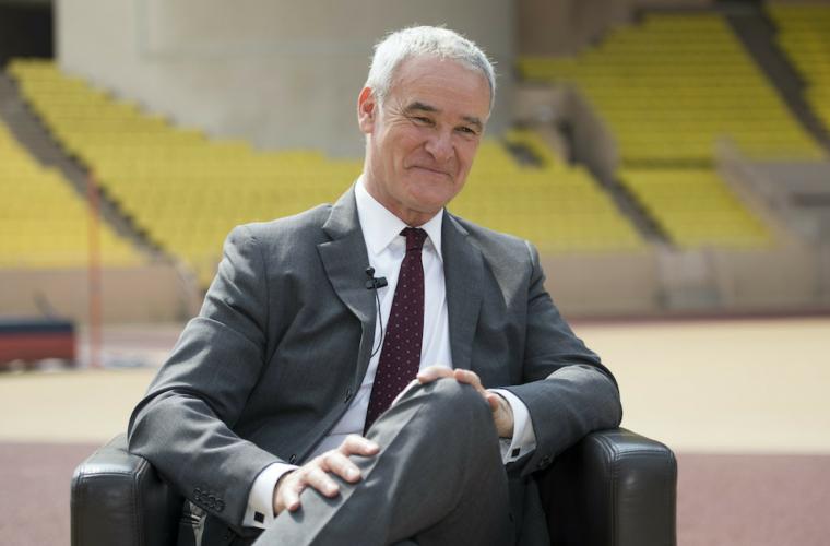 """""""Mister"""" Claudio Ranieri, la rigueur tactique à l'italienne"""