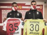 Présentation de Florentino Luis et Vito Mannone