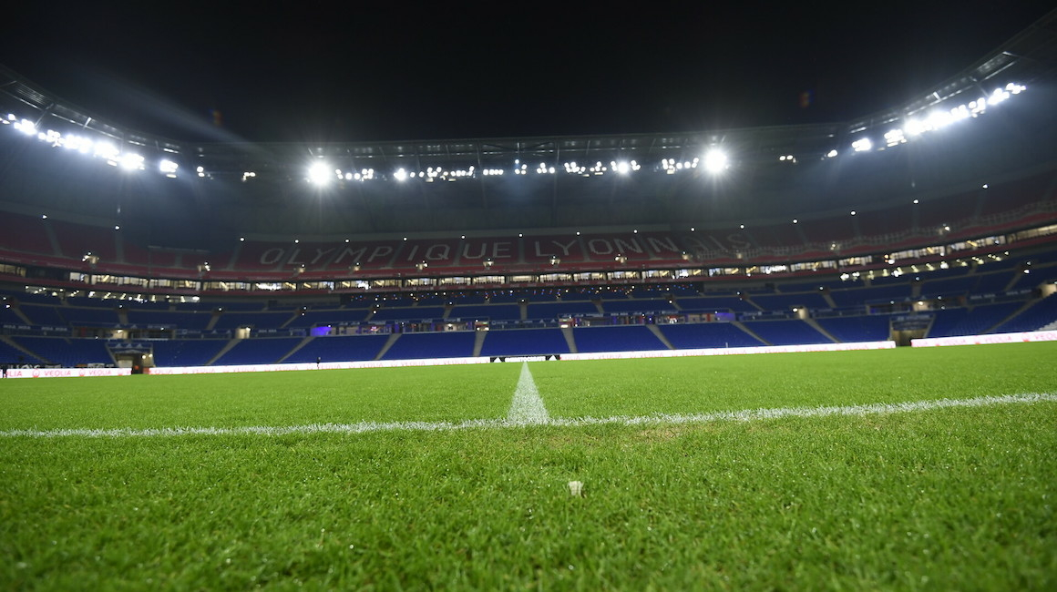 Lyon - AS Monaco à huis-clos au Groupama Stadium