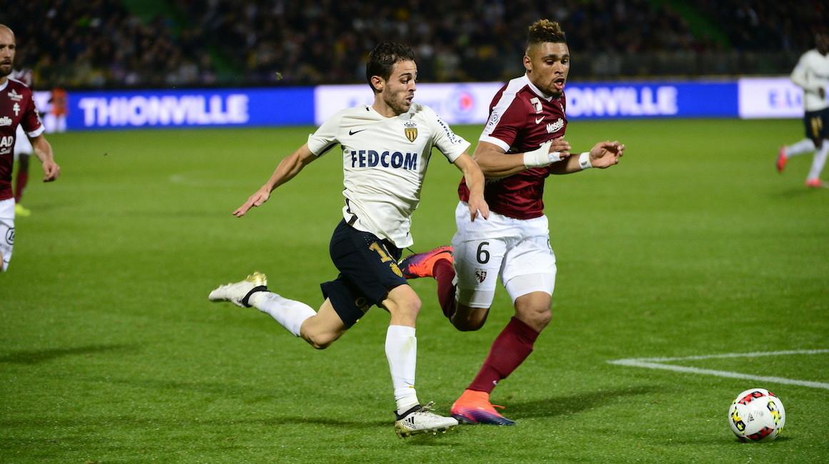 Quand l'AS Monaco s'imposait 7-0 face à Metz