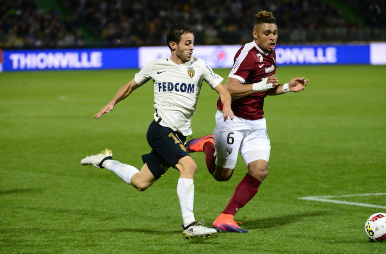 Quand l'AS Monaco s'imposait 7-0 face à Metz