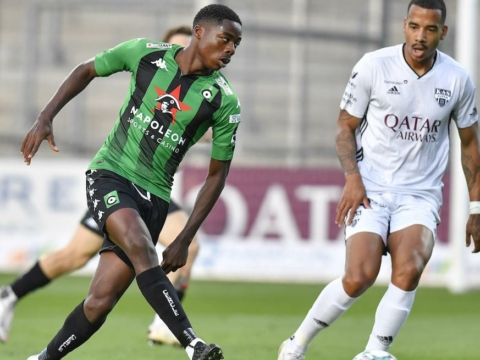Cercle Bruges get a win, with Anthony Musaba scoring again