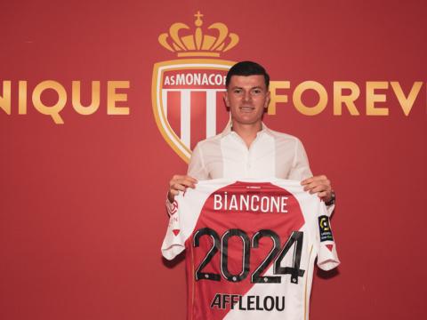 Giulian Biancone jugará a préstamo en el Cercle Bruges