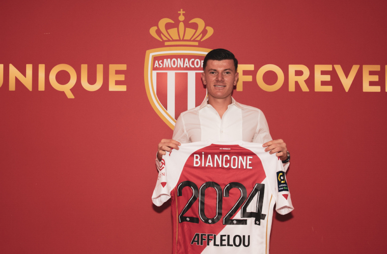 Giulian Biancone emprestado ao Cercle Bruges