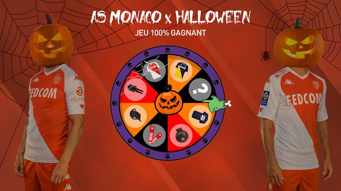 Roue de la fortune 100% gagnante pour Halloween