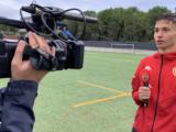 Dejan Kuzmanovic appelé avec les U18 serbes
