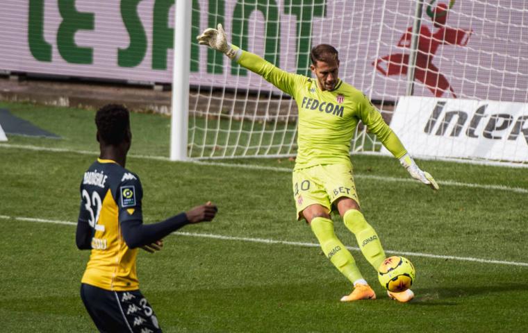 L1 : Stade Brestois 1-0 AS Monaco