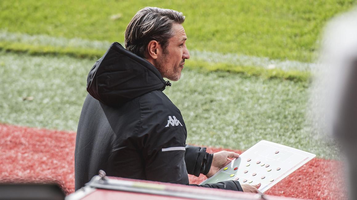 Réactions de Niko Kovac et Ruben Aguilar après Brest