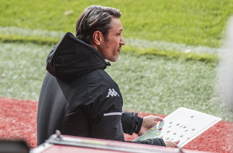 La palabra de Niko Kovac y Ruben Aguilar tras perder contra Brest