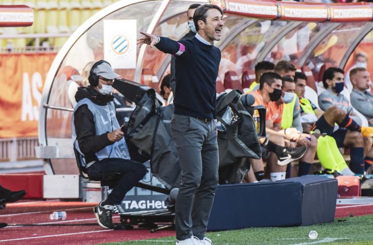Niko Kovac y Aurélien Tchouameni hablaron tras el empate ante Montpellier