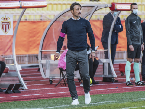 "Niko Kovac: ""Important to reduce the number of errors"""