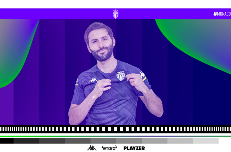 "Imad Mihoubi : ""Exceptionnel de rejoindre l'AS Monaco Esports"""