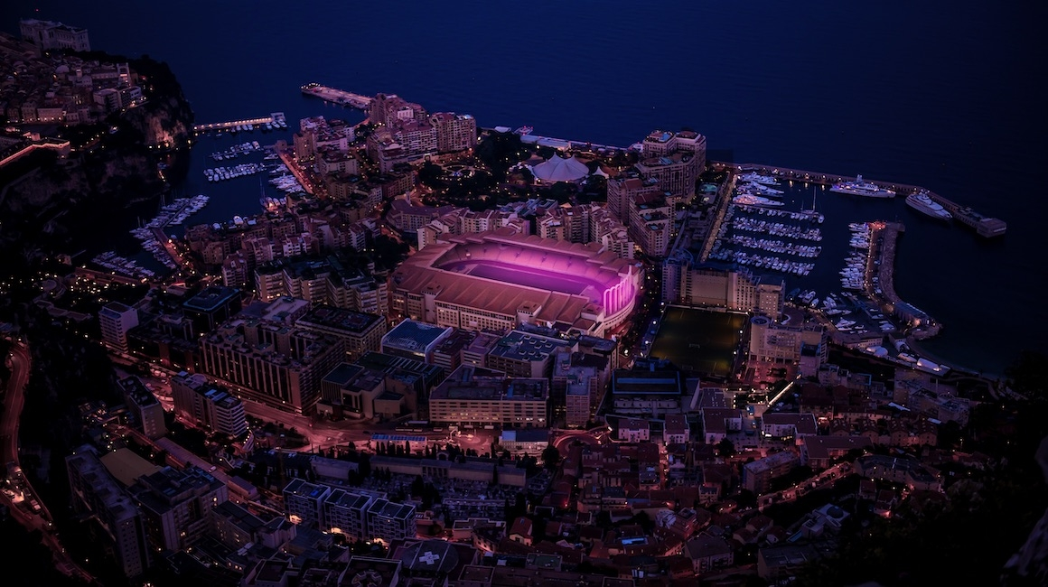 "AS Monaco takes on the colors of ""Pink October"""