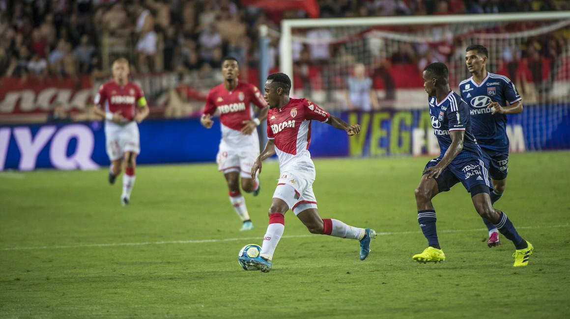 Lyon - AS Monaco le dimanche 25 octobre à 21h