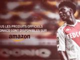 Lancement du store AS Monaco sur Amazon