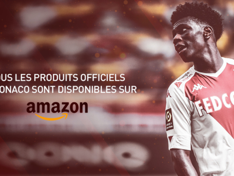 Lancement du store AS Monaco sur Amazon