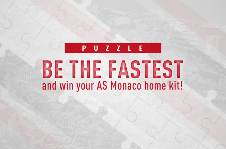 Win a jersey by reconstructing the Stade Louis-II in this puzzle