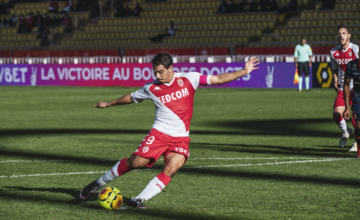 L1 : AS Monaco 1-1 Montpellier HSC