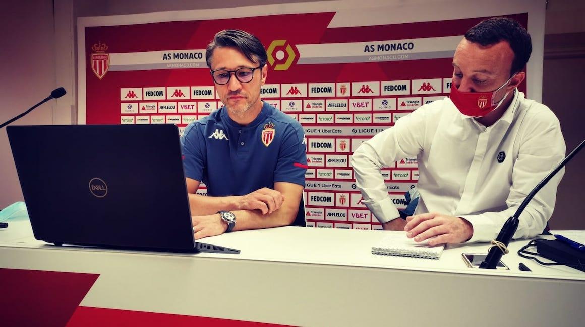 """Niko Kovac : """"Je n'ai pas peur de lancer les jeunes"""""""