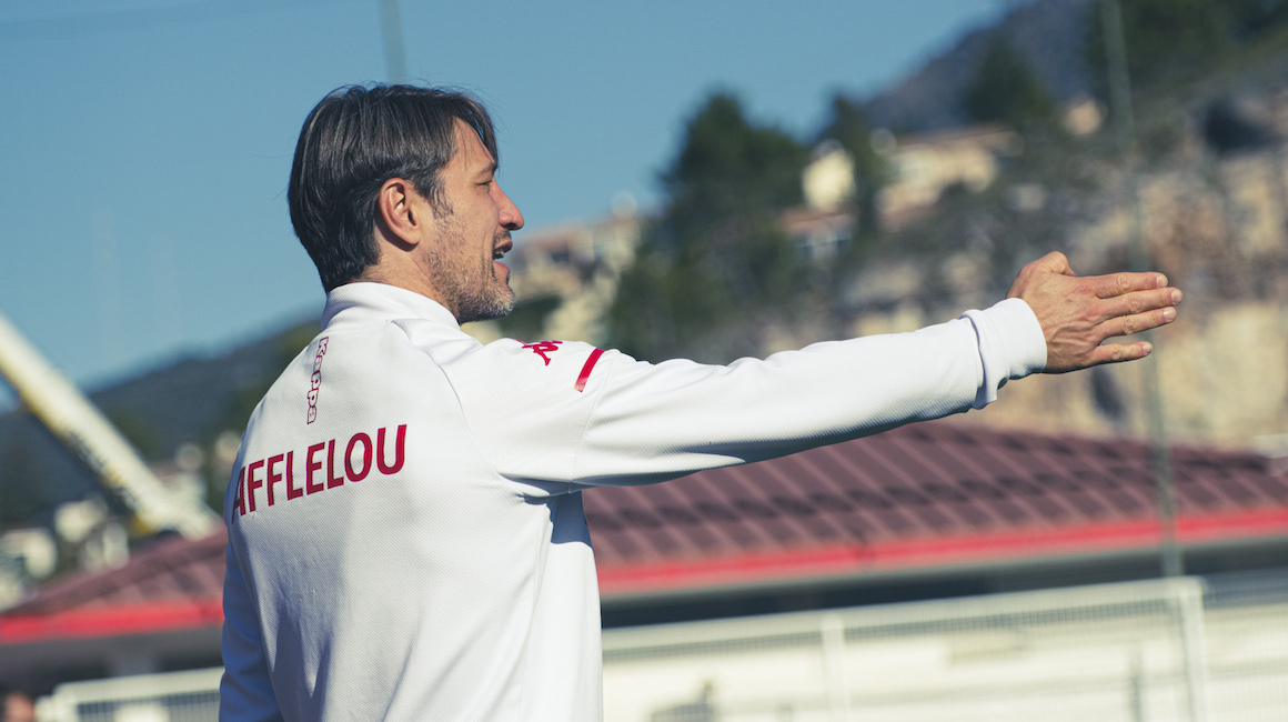 "Niko Kovac: ""We are focused on the derby"""