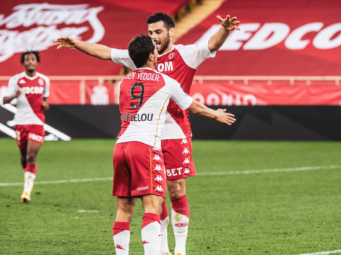 L1 : AS Monaco 3-0 Nîmes Olympique
